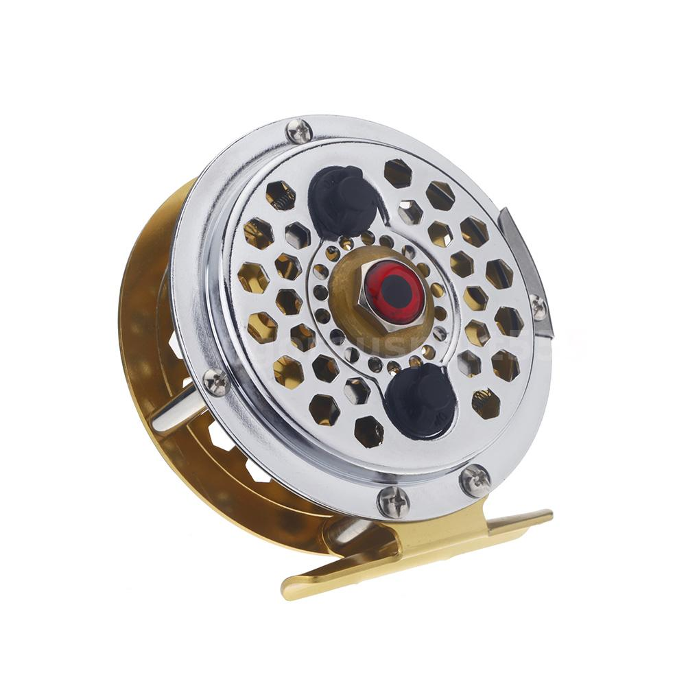 Full metal 0 5mm 300m 1 1 fly fish reel former ice fishing for Best fly fishing reels