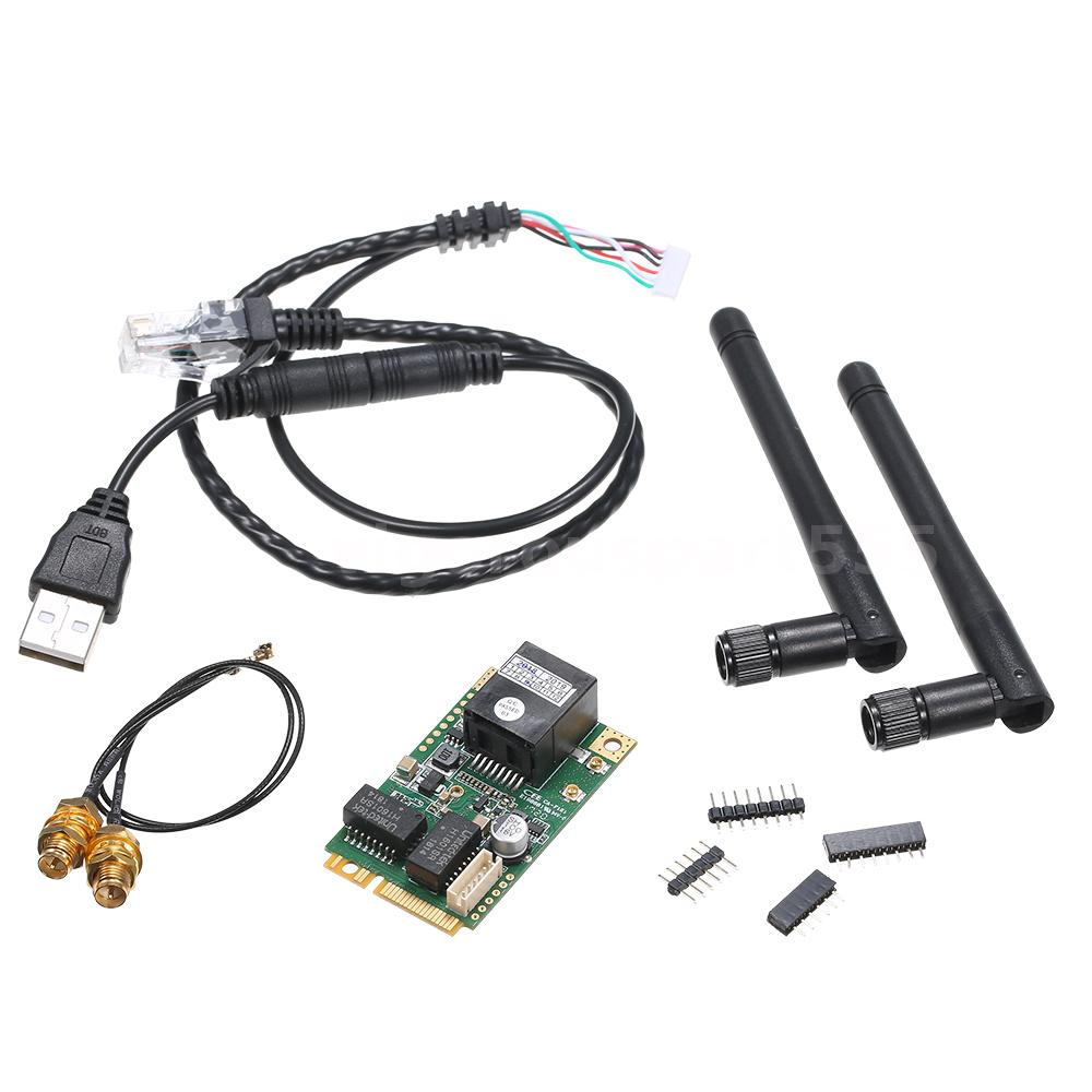 Wireless WiFi Module Board Signal Booster for DIY Repeater ...
