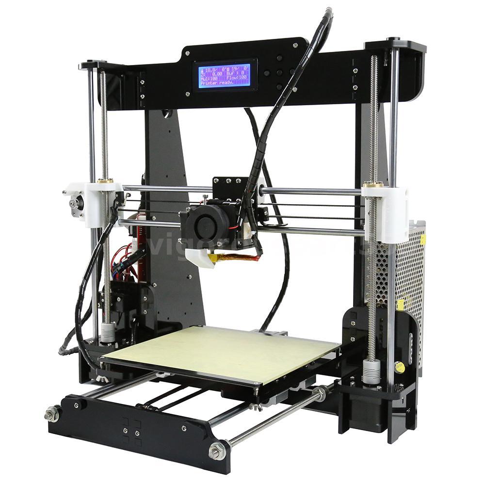 anet a8 3d printer upgradest high precision profi diy 3d. Black Bedroom Furniture Sets. Home Design Ideas