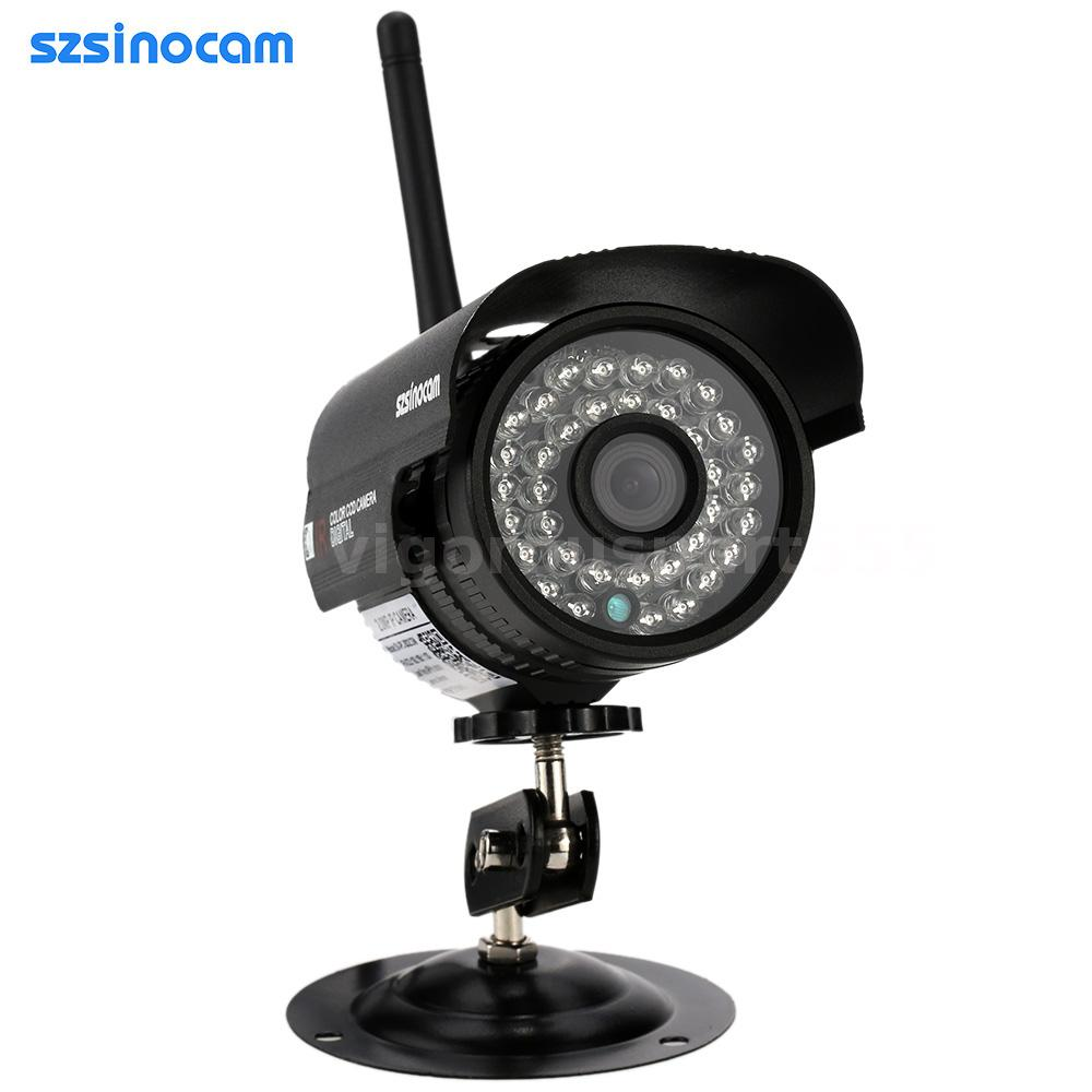 wasserdicht 1080p 2mp wlan bullet webcam nachtsicht cctv. Black Bedroom Furniture Sets. Home Design Ideas